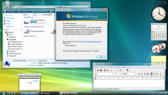Eher unbeliebt bei den Nutzern: Windows Vista (Screenshot: Wikipedia).