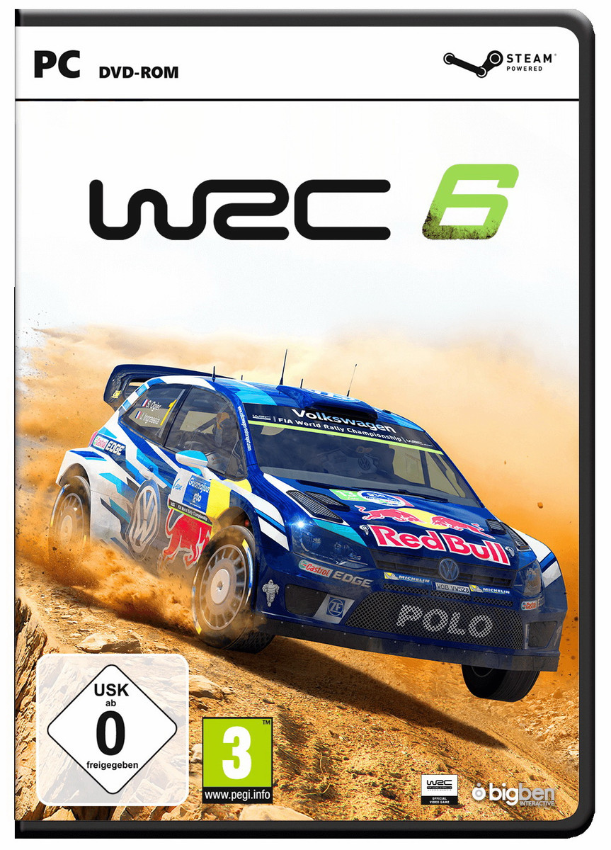 games wrc 6 deluxe edition auf steam news. Black Bedroom Furniture Sets. Home Design Ideas
