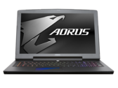 Test Aorus X7 DT v6 Notebook