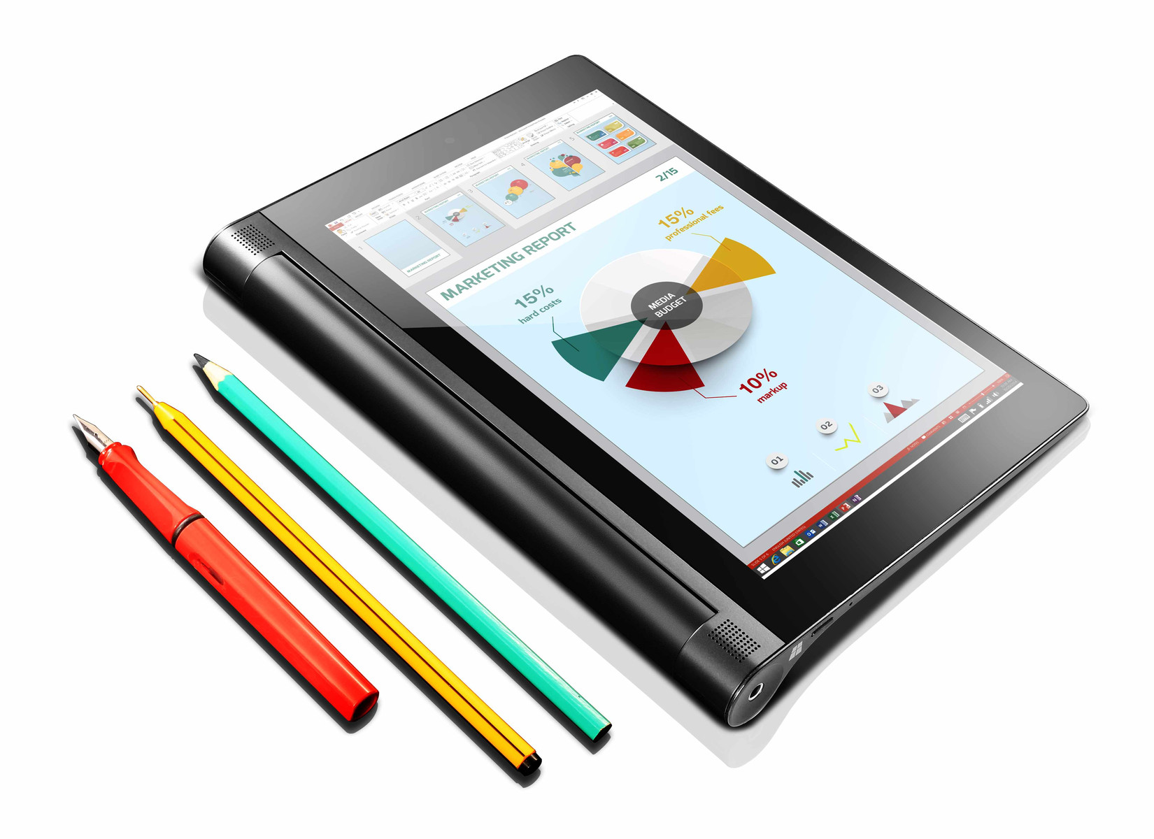 Yoga Tablet 2 8