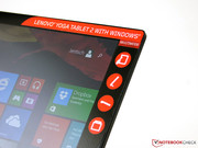 Das Lenovo Yoga 2 Tablet gibt es mit Windows 8.1