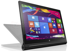 Lenovo: 13 Zoll Yoga Tablet 2 mit Windows 8.1