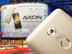 ZTE Axon 7: Offizieller Launch in Paris