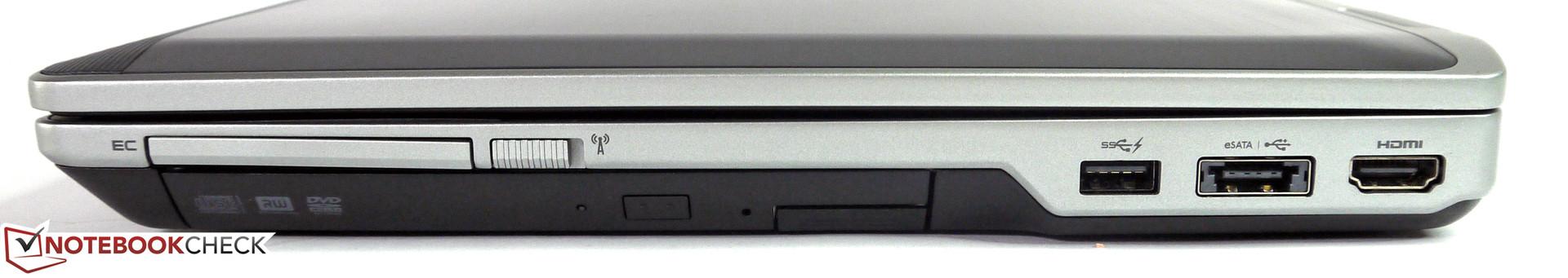 Test Dell Latitude E6530 Notebook