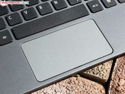 Touchpad ohne separate Tasten (Click-Pad)