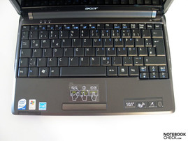 Aspire One 531 Tastatur