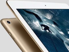 Apple: iPad Pro 9,7 Zoll Tablet mit 12-MP-Kamera