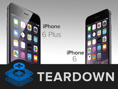 iFixit Teardown: Apple iPhone 6 und iPhone 6 Plus