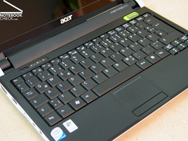 Acer Aspire One D150 Tastatur