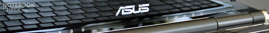 Asus W90VP Gaming Notebook