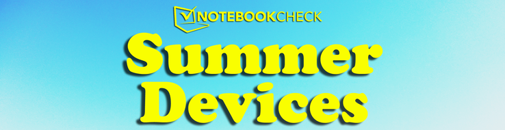 notebookcheck Summer Devices