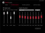 Beats Audio Steuerung