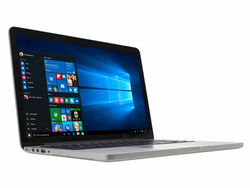 Windows 10 am Apple MacBook Pro 13