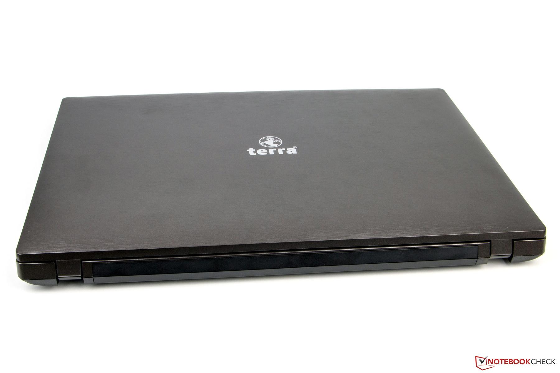 Betere Test Wortmann Terra Mobile 1529H Notebook - Notebookcheck.com Tests NK-06