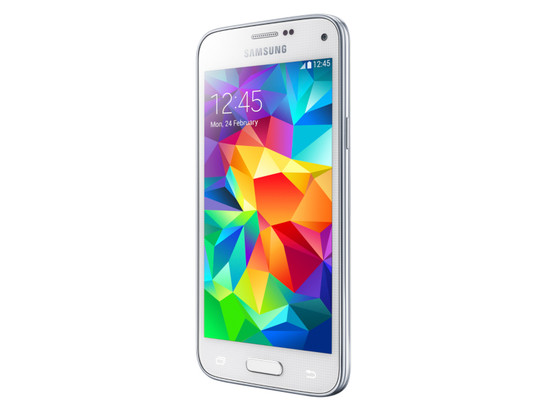 Im Test: Samsung Galaxy S5 Mini.