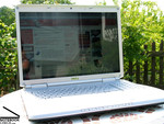 Dell Inspiron 1720 Outdoor