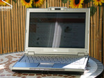 Dell XPS M1210 Outdoor