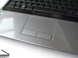 Dell Studio 17 Touchpad