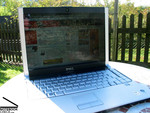 Dell XPS M1330 Outdoor