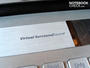 Virtual Surround Sound steht ebenfalls auf der Feature-Liste.
