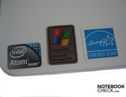 Netbookdetails: Intel Atom und Windows XP
