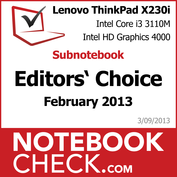 Award Lenovo ThinkPad X230i