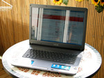 Sony Vaio VGN-FE31B Outdoor