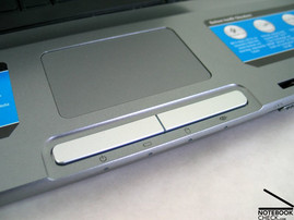 Sony Vaio VGN-FE31B Touchpad
