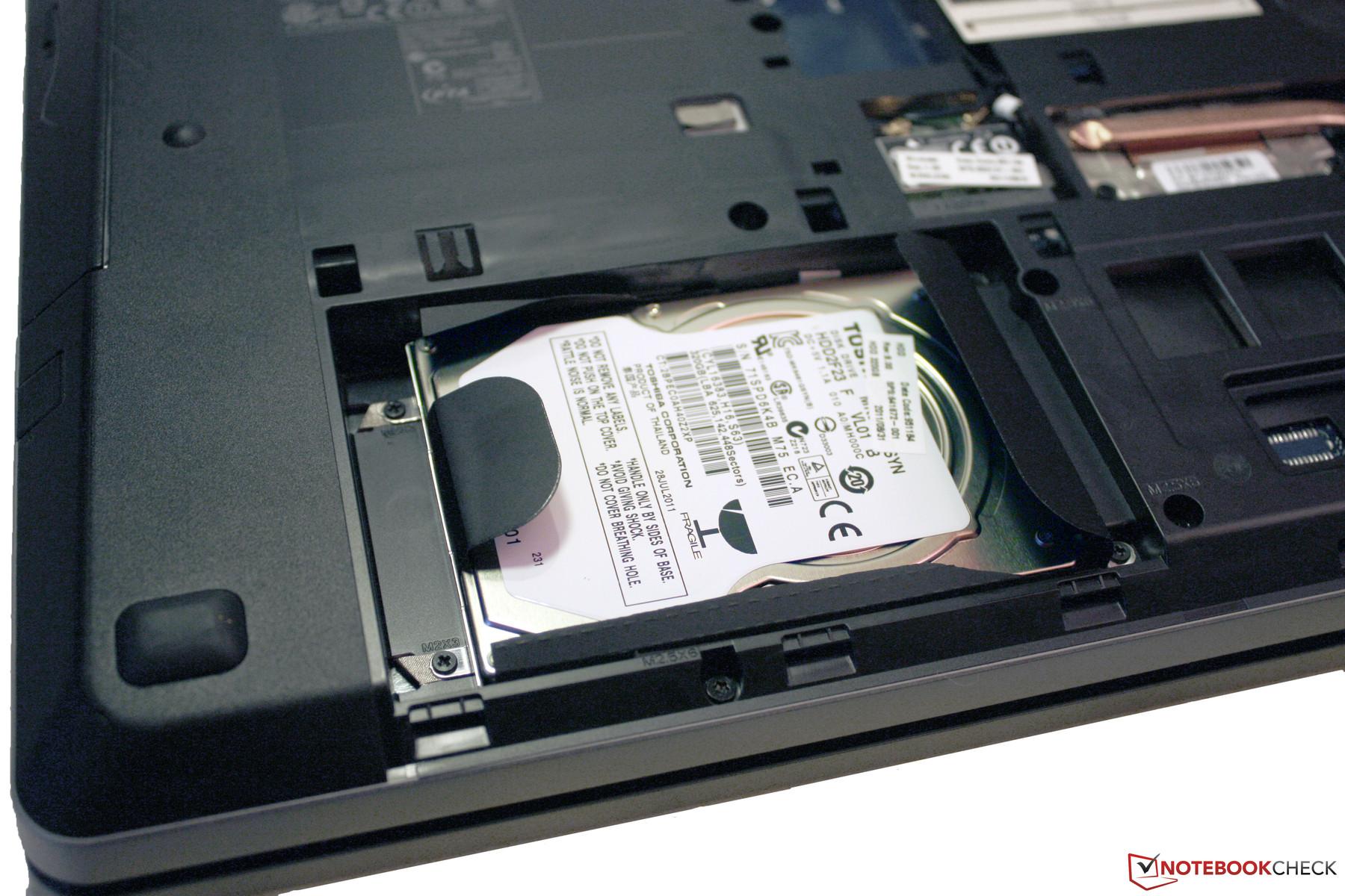 Hp Festplatte Austauschen