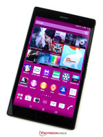 Im Test: Sony Xperia Z3 Tablet Compact.