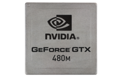 GeForce GTX 480M Chip