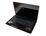 Im Test:  Toshiba Satellite L670D-120