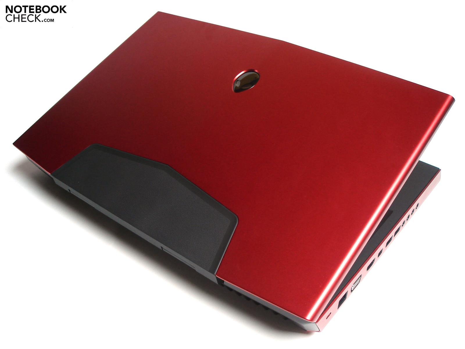 test alienware m18x notebook tests. Black Bedroom Furniture Sets. Home Design Ideas