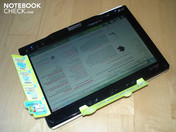 Asus Eee PC T91 MT Tablet/Convertible