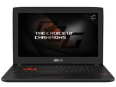 Test Asus ROG Strix GL502VT Notebook