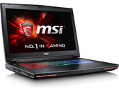 Test MSI GT72VR 6RE Notebook