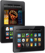 Im Test: Amazon Kindle Fire HDX 7