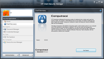 HP Client Security Manager