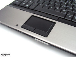 HP EliteBook 6930p Touchpad