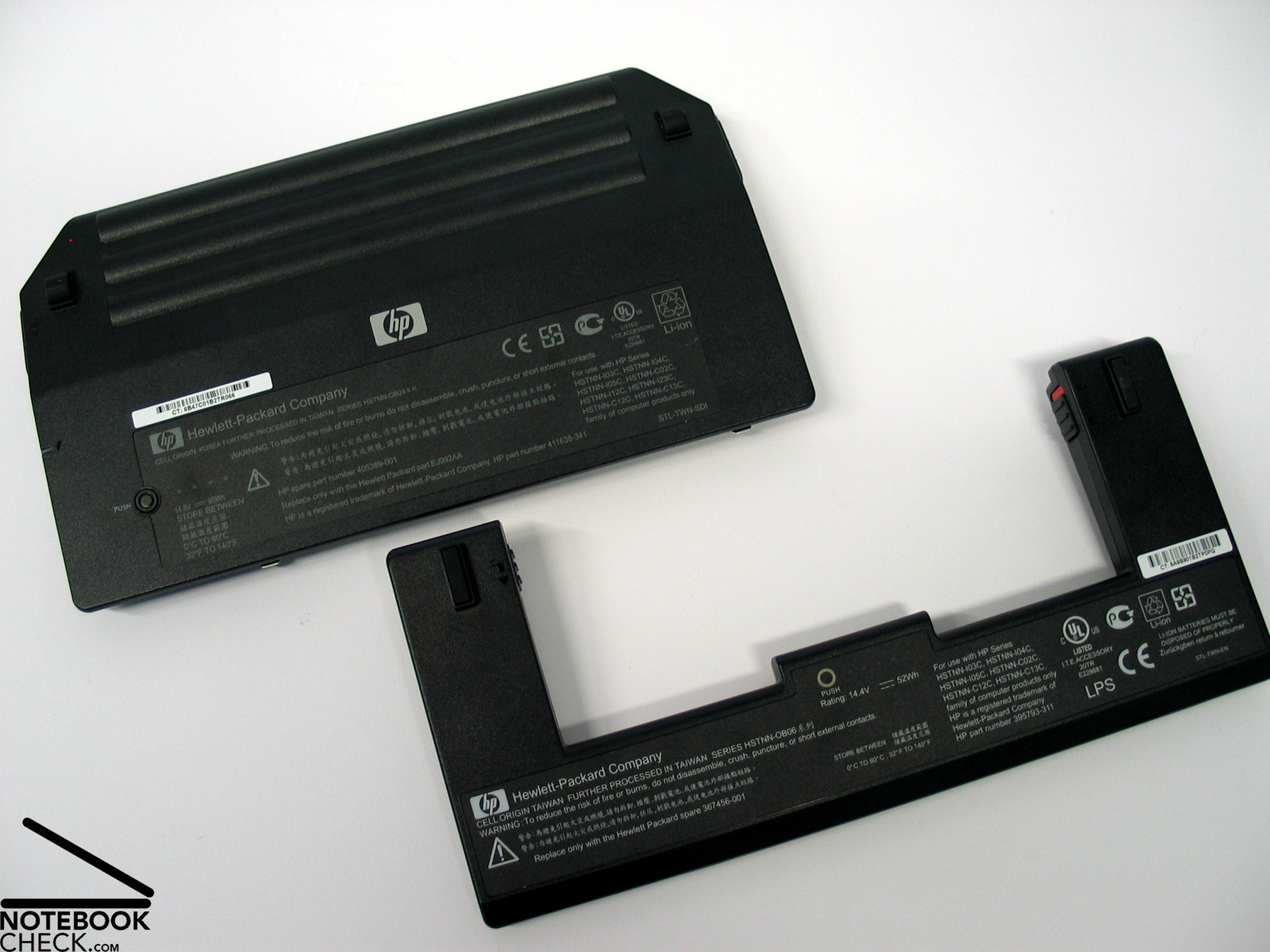 Test HP Compaq nc6400 Notebook - Notebookcheck.com Tests
