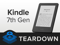 iFixit Teardown: Amazon Kindle mit Touchscreen und Fire HD 6 Tablet