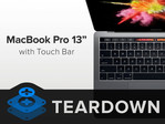 Apple MacBook Pro 13 Touch Bar: Zum Zerlegen eine Katastrophe