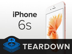 Teardown: Apple iPhone 6s einfach zu reparieren