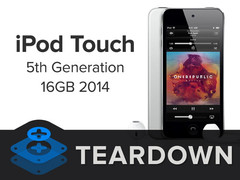 Teardown: iPod touch 16 GB 2014 (A1421) bei iFixit