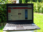 Thinkpad X300 Outdoor