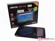 Arnova 10b G2 mit Android 2.3 Gingerbread