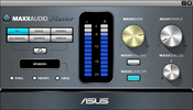 Die MaxxAudio Software