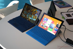 Surface 3 Pro vs Surface 3