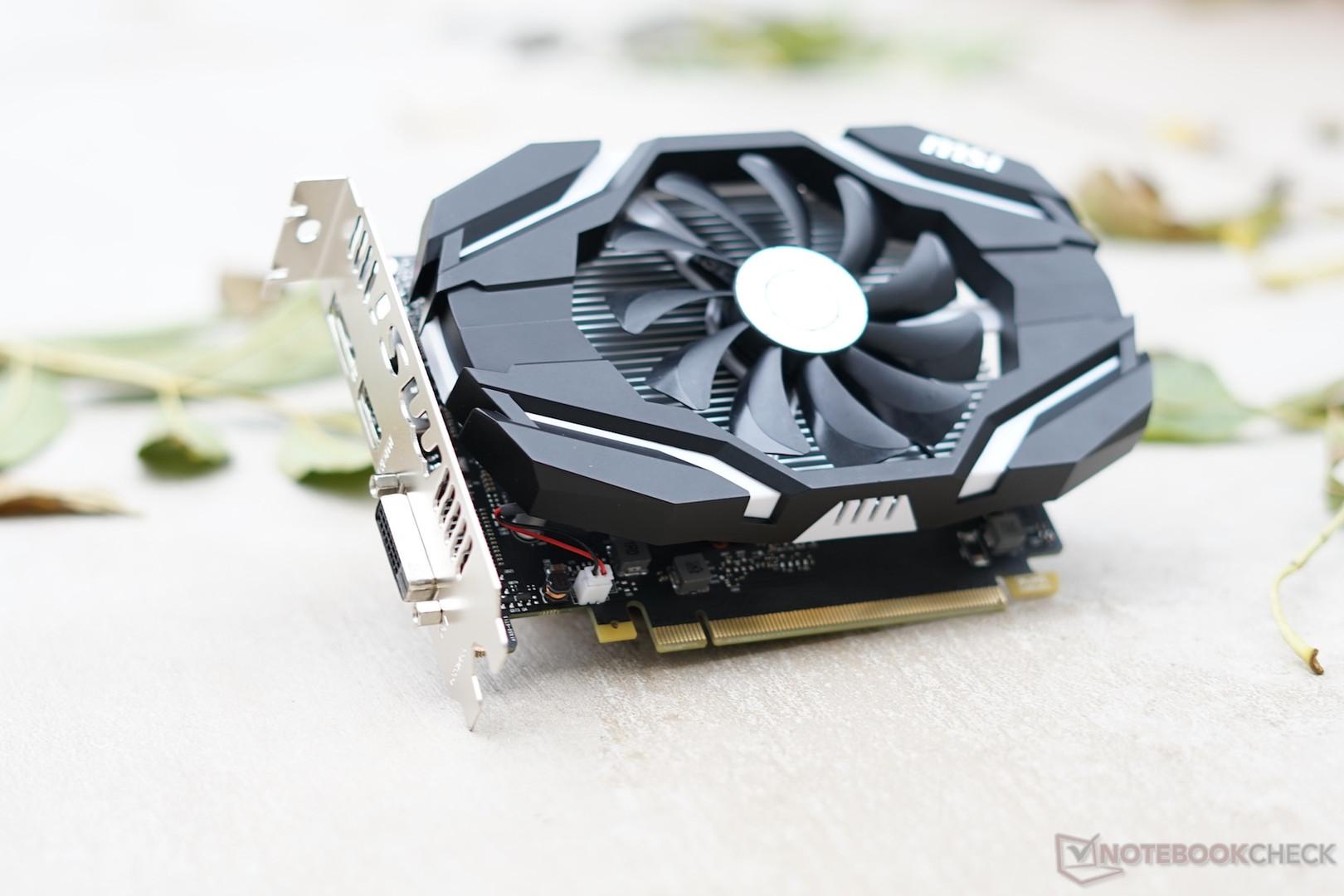 Test Msi Geforce Gtx 1050 Ti 4g Tests 4gb Ddr5 Oc Full Resolution