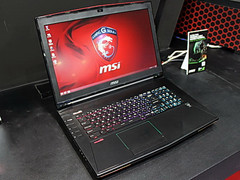 Computex 2014 | MSI zeigt 17,3 Zoll Gaming Notebook GT72